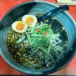 36160924 - 【黒胡麻担々麺 + 煮卵】¥700 + ¥100