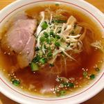 まるやす麺店 - 中華そば:680円