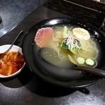 焼肉チャレンジャー - チャレンジャー冷麺