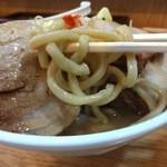 ぎんじろう - がっつり太麺
