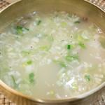 36162528 - 牛スープのクッパ