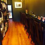 anthrop.Espresso&Comfort - イートインスペース
