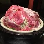 36163334 - あぐー豚と有機野菜の蒸し鍋コース 2808円
