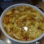 興隆菜館 - 酸辣湯:850円