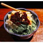 十八番 - 「肉味噌ポテトサラダ」(2014.09)