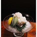 十八番 - 「鱧の焼き霜」(2014.09)