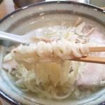 喜一 - 麺