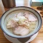 喜一 - 会津山塩ラーメン