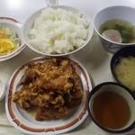札幌市交通局本局食堂 - 俯瞰でみると