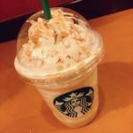 スターバックス・コーヒー - 期間限定 コーヒークリームプラペチーノ