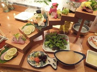 浪花ろばた 頂鯛 北新地店 - 頂鯛(itadakitai)