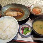 36166082 - 銀ダラ定食(850円)