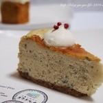 ヨウケル舎 - ゴルゴンゾーラチーズのケイク