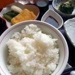桂木4丁目レストラン - ライス