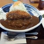 かつ里喜 - カツカレー