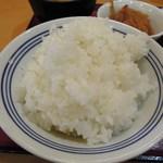 北浜食堂 - ご飯(中)