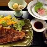 36168960 - ポークソテー定食