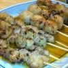 夢屋 - 料理写真:★つくね、ボンジリ、ナンコツ、上とり皮 タレ焼き