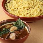稲毛ラーメン帝国本部 - つけ麺 ¥800