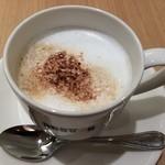 ドトールコーヒーショップ - カプチーノ M 310円