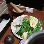 すきしゃぶ亭 バイキング - 色々野菜