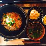 marusan&wacca - セットの料理