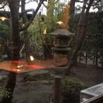 ランズ カマクラ - 中庭