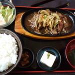 炭火焼肉 寿門 - 焼肉定食大盛り