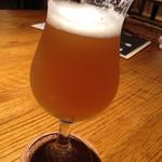 月と太陽ブルーイング - クラフトビール(ハーフパイント)