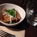 カーニャ パッソ - 豚の角煮150円(税込)を追加