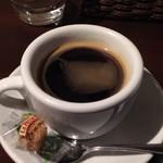 カーニャ パッソ - ランチに含まれるコーヒー