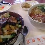 中国料理光龍飯店 - いい艶してる!