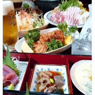 選べる宴会コース3,500円