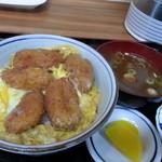 こめっこ - カキフライ丼