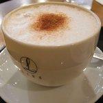 ライブコーヒー - カフェモカ。