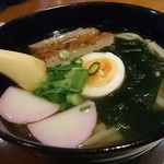ローリーポップ - 料理写真:うどん 500円