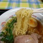 中国飯店 百嘉園 - 麺リフト