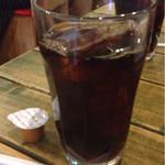 パスタ しゃべりたい - アイスコーヒー100円