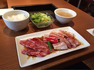 恵比寿焼肉 kintan - 【kintan 焼肉セット】(1000円税込)