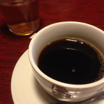 健康中華庵 青蓮 - 13時以降はコーヒーサービス