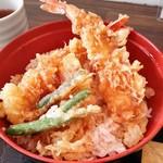 仁乃房 - 天丼