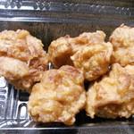 もっこす亭 - 若鶏の唐揚げ