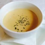 カフェ&レストラン ベーシック - コーンスープ