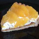 欧風菓子 カマンベール - マンダリンチーズケーキ