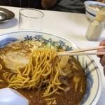 ニューホームラン - 麺も素晴らしい!