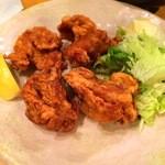 かんころ亭 - 鶏のから揚げ