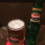 ヒッチトカケル - ミャンマービール