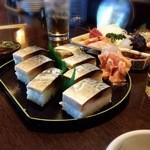 36194687 - 〆鯖寿司