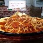 神野喫茶店 × JINNO COFFEE - 2015/03 鉄板ミートソース