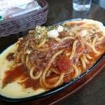 神野喫茶店 × JINNO COFFEE - 鉄板ミートソース